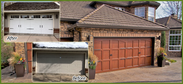 garage door murphy replacement and repair panel